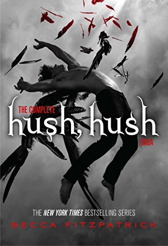 Amazon Com The Complete Hush Hush Saga Hush Hush Crescendo Silence Finale The Hush Hush Saga Ebook Fitzpatrick Becca Kindle Store
