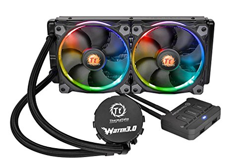 Thermaltake Water 3.0 Riing RGB 240 All-In-One Wasserkühlung