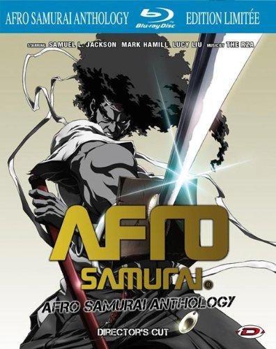 Afro Samurai + Afro Samurai Resurrection : The Anthology [Francia] [Blu-ray]