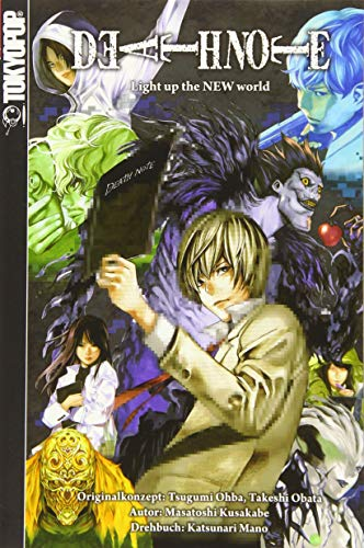 Death Note: Light up the new World: Novel