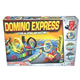 Dominó Express- Crazy Race, Multicolor (Goliath 81008) , color/modelo surtido
