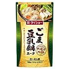 ダイショー ごま豆乳鍋スープ 750g ×5個