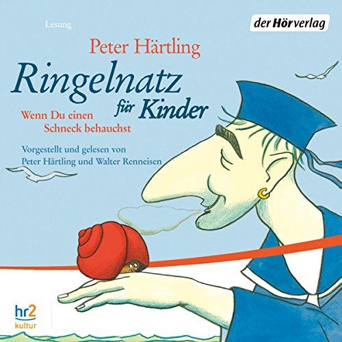 Ringelnatz für Kinder. Wenn du einen Schneck behauchst Titelbild