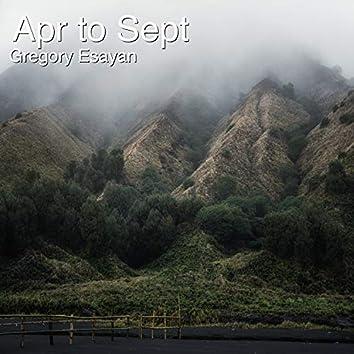 Apr to Sept