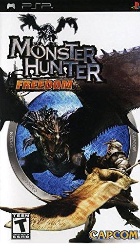 Monster Hunter Freedom - Sony PSP by Capcom