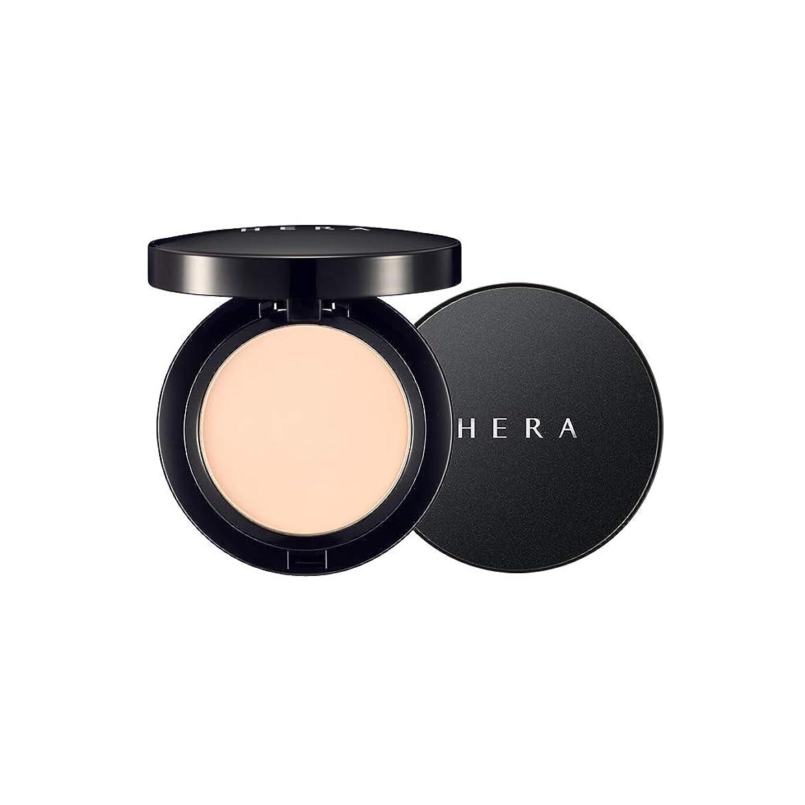 一時的ペナルティ信仰【HERA公式】ヘラ パーフェクト パウダー パクト 10g/HERA HD Perfect Powder Pact 10g (17号 ピンクベージュ) #17 Pink Beige