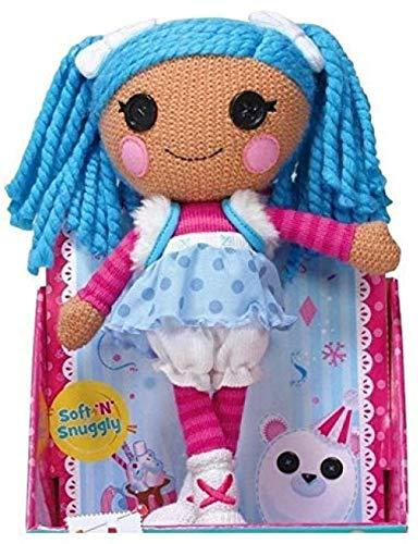NC56 Soft Lalaloopsy Stuffed Dolls Girl S Playhouse Toys Lalaloopsy Magic Hair Plush Toys Dolls Blue