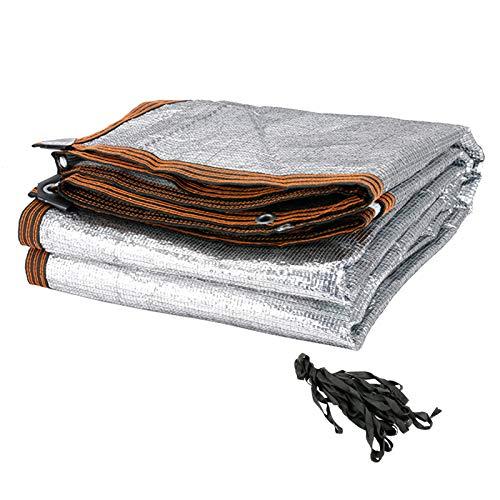WXZX Toldos Impermeables 2x3 M Protección UV Exterior, Plata Transpirable Toldo para Playa, Toldo Camping Ojal De Metal, Resistente A La Intemperie, Durable Y Fácil De Plegar