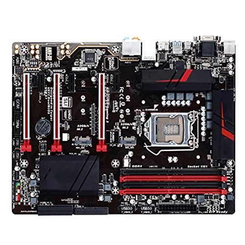 MPGIO FIT FOR Gigabyte GA-Z170X-GAMING 3LGA 1151 DDR4 USB2.0 USB3.0 64GB Z170X-GAMING 3 Placas Base de computadora