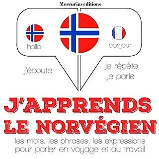 Couverture de J'apprends le norvégien
