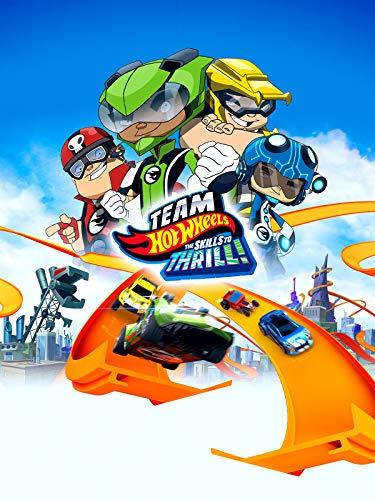 Team Hot Wheels, Skills to Thrill