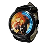 Relojes de Pulsera Serie Haikyuu Pantalla táctil led binaria Cuarzo japonés Reloj de luz Digital Impermeable Reloj de Pulsera Unisex Cosplay Regalo Relojes de Pulsera A1