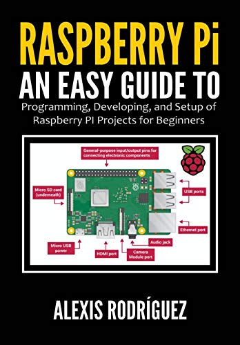 Raspberry Pi: An Easy Guide to Programming, Developing, and Setup of...