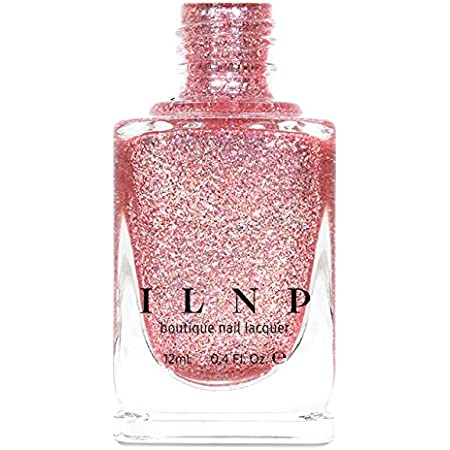 ILNP Daydreamer - Carnation Pink Holographic Ultra Metallic Nail Polish