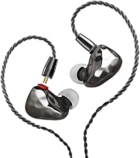 ikko audio(アイコーオーディオ) ハイブリッド密閉型カナルイヤホン(ブラック)ikko audio Obsidian OH10 OH10-BLACK...