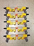 NERF N-Strike Recon CS-6 Dart Blaster (Includes 10 Guns)