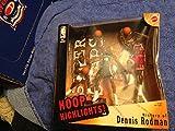 1999 NBA Super Stars Figure - Special Edition 'History of Dennis Rodman' 3-Figure Pack