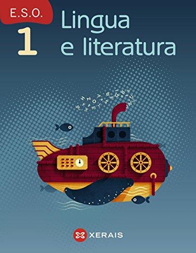 Lingua e literatura 1º ESO (2015) (Libros De Texto - Educación Secundaria Obrigatoria - Lingua) - 9788499148854