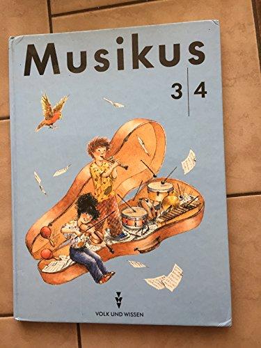 Musikus, Lehrbuch 3./4. Schuljahr