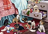 Ravensburger Mischief Makers Large Format 300 Piece Jigsaw Puzzle for Adults – Every Piece is Unique, Softclick Technology Means Pieces Fit Together Perfectly