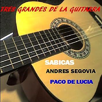 Tres Grandes De La Guitarra (Instrumental)