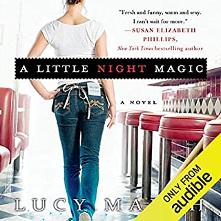 A Little Night Magic audiobook cover art