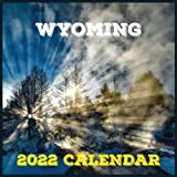 Wyoming Calendar 2022: Daily, Weekly and Monthly Planner | Wyoming 2021-2022 Planner | Wyoming Calendar and Organizer | small calendar