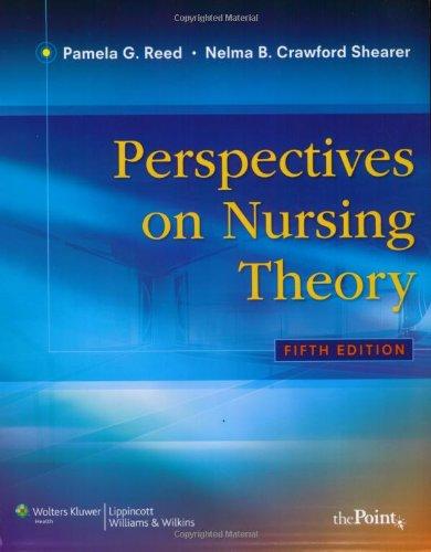 Perspectives on Nursing Theory (Point (Lippincott...