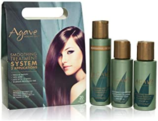 Agave Smoothing Treatment System 2 Applications Kit