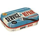 Nostalgic-Art 81293 Best Garage - Service & Repair, Pillendose