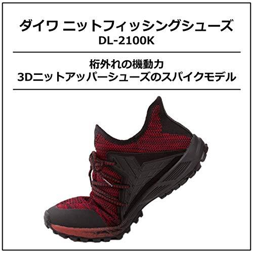 DAIWA(ダイワ)『ニットフィッシングシューズ(DL-2100K)』