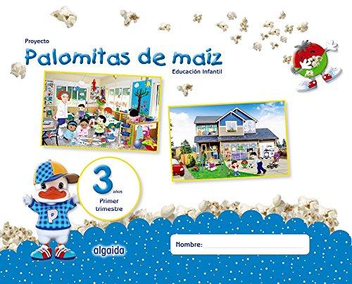 Proyecto Palomitas de maíz. Educación Infantil. 3 años. Primer Trimestre