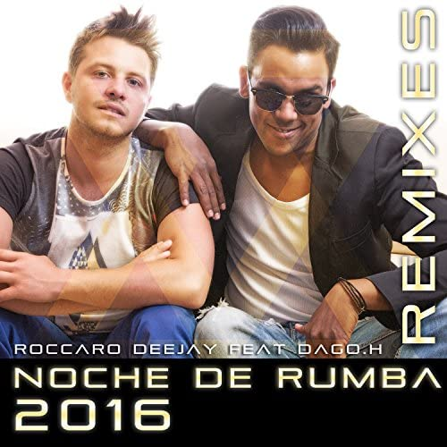 Roccaro Deejay, Maximo Music, Lbk, Teo Crema, Danilo Bissa, F and amp;M Project & Funkyman