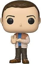 Funko- Pop Vinilo: Big Bang Theory S2: Sheldon Figura Coleccionable, (38580)