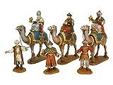 OLIVER Reyes Camellos y pajes 10-12cm. Durexina