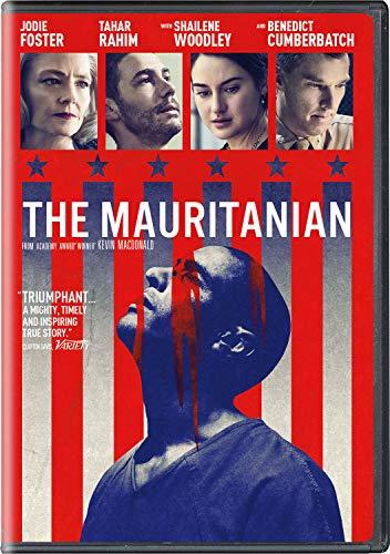 The Mauritanian - DVD