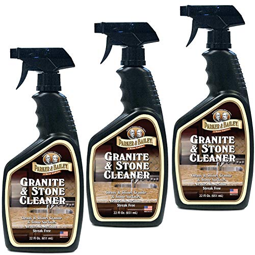 Parker Bailey Granite & Stone Cleaner (Seventy-two Ounce)