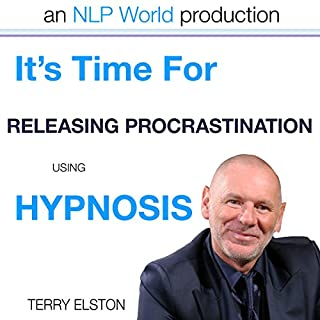 It's Time For Releasing Procrastination With Terry Elston cover art