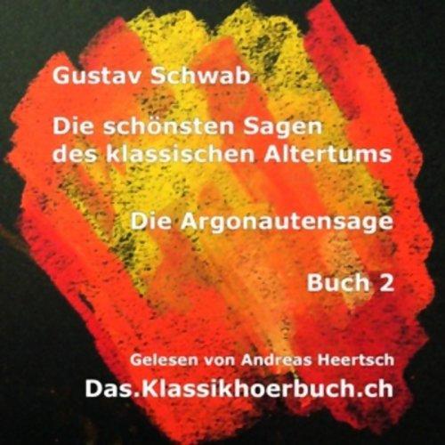 Die Argonautensage (Sagen des klassischen Altertums Band 2) Titelbild