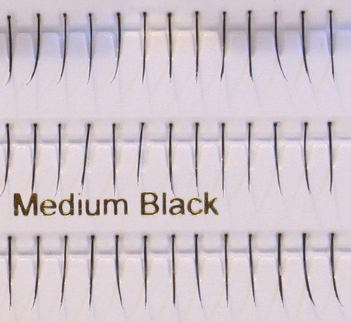 Zinkcolor Human Hair Individual False Eyelashes Is5 10Mm