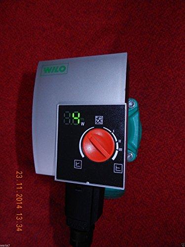 Wilo 4164003 hoogrendementspomp Yonos Pico elektronisch geregeld, 230 V 25/1-6