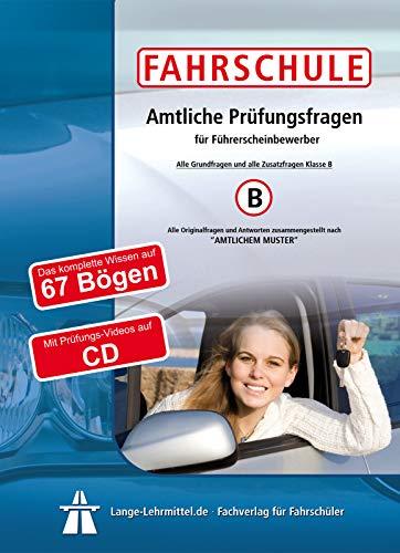 Führerschein Fragebogen Klasse B (PKW)