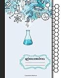 Química Orgánica: Cuaderno Con Hoja Hexagonal...