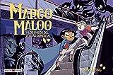 Margo Maloo y los chicos del centro comercial: Una novela gráfica llena de aventuras y criaturas misteriosas.