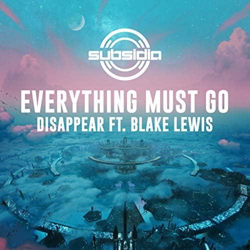 Everything Must Go & Blake Lewis