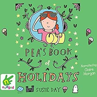 Pea's Book of Holidays cover art