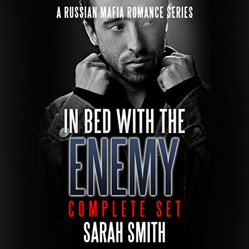 In Bed with the Enemy Complete Set audiobook cover art