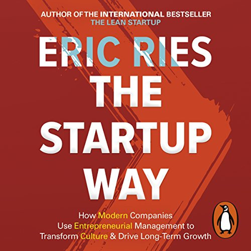 The Startup Way cover art