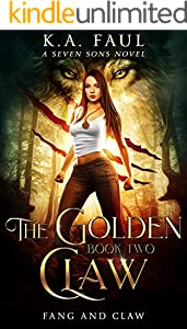 The Golden Claw 2巻 表紙画像