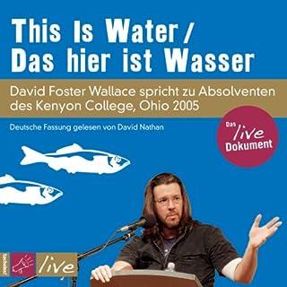 This Is Water / Das hier ist Wasser Titelbild
